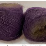 6 коричневый-фиолетовый